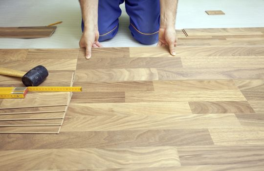 installing laminate flooring riverview